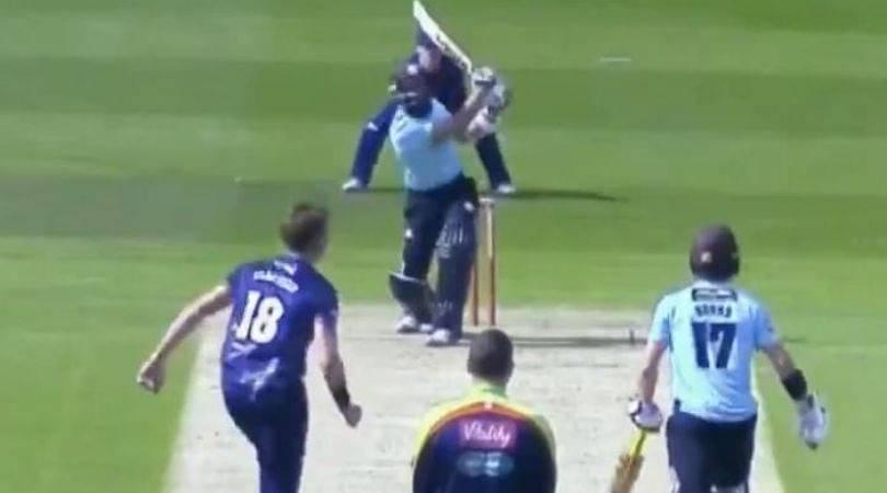 Vitality Blast 2020: Hashim Amla scores half-century on T20 Blast comeback for Surrey