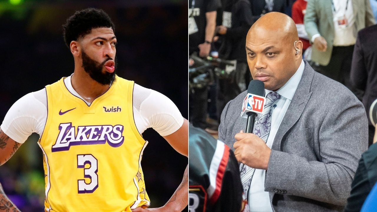 Anthony Davis to Charles Barkley on aggressiveness