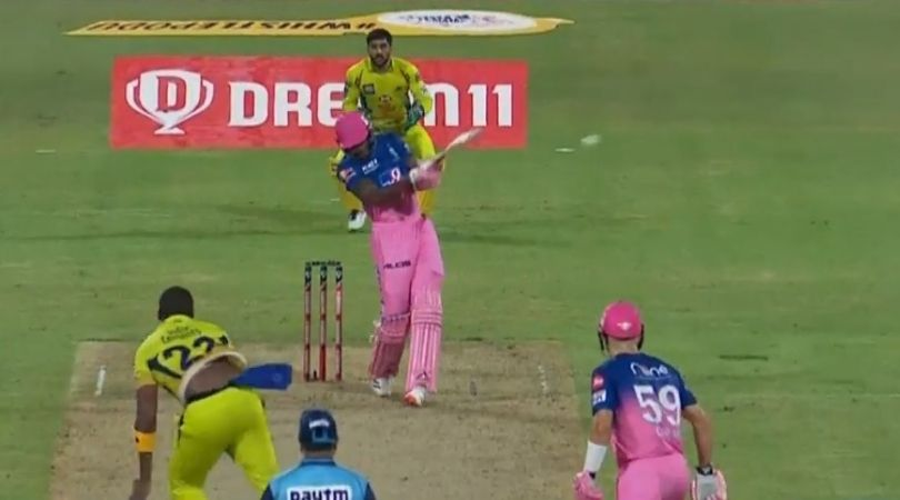 Jofra Archer and Tom Curran collect 30 runs off Lungi Ngidi over in RR vs CSK IPL 2020 match