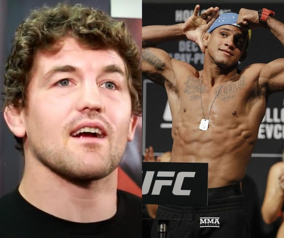 Ben Askren : 2rmlceooswjwem - He is an actor, known for wi ...