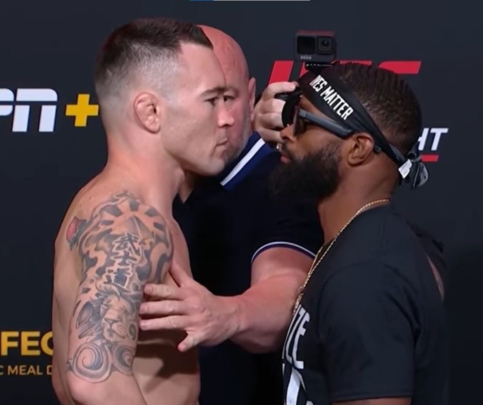 UFC Vegas 11: Why is There a Bad Blood Between Colby Covington and Tyron Woodley?