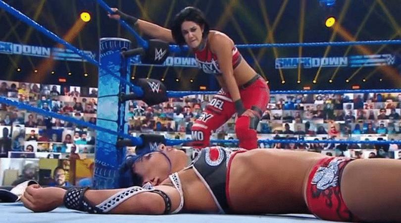 Bayley turns on Sasha Banks after failing to recapture tag titles