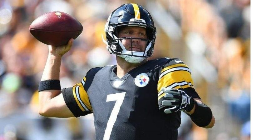 Is Ben Roethlisberger Playing Tonight vs Giants? Big Ben Sat Out Steeler's Saturday Practice