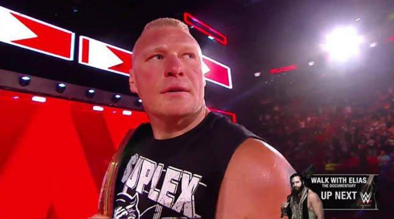 Brock Lesnar leaves WWE The Beast is now a free agent after failing to come to terms for a new contract