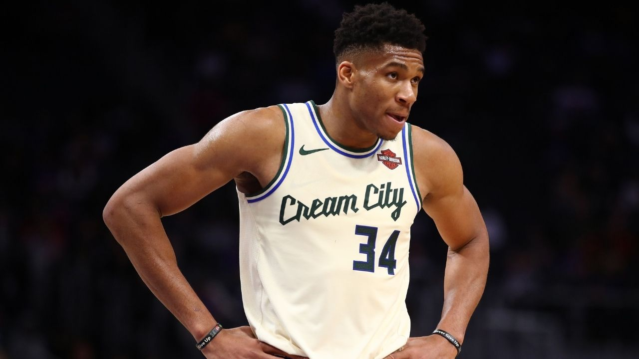 Bucks record without Giannis