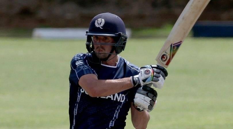 Calum Macleod cricket: Scottish batsman joins Sussex as Phil Salt's replacement for T20 Blast