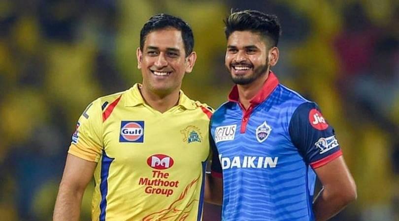 CSK vs DC Head to Head Records | Chennai Super Kings vs Delhi Capitals H2H Stats | IPL 2020 Match 7