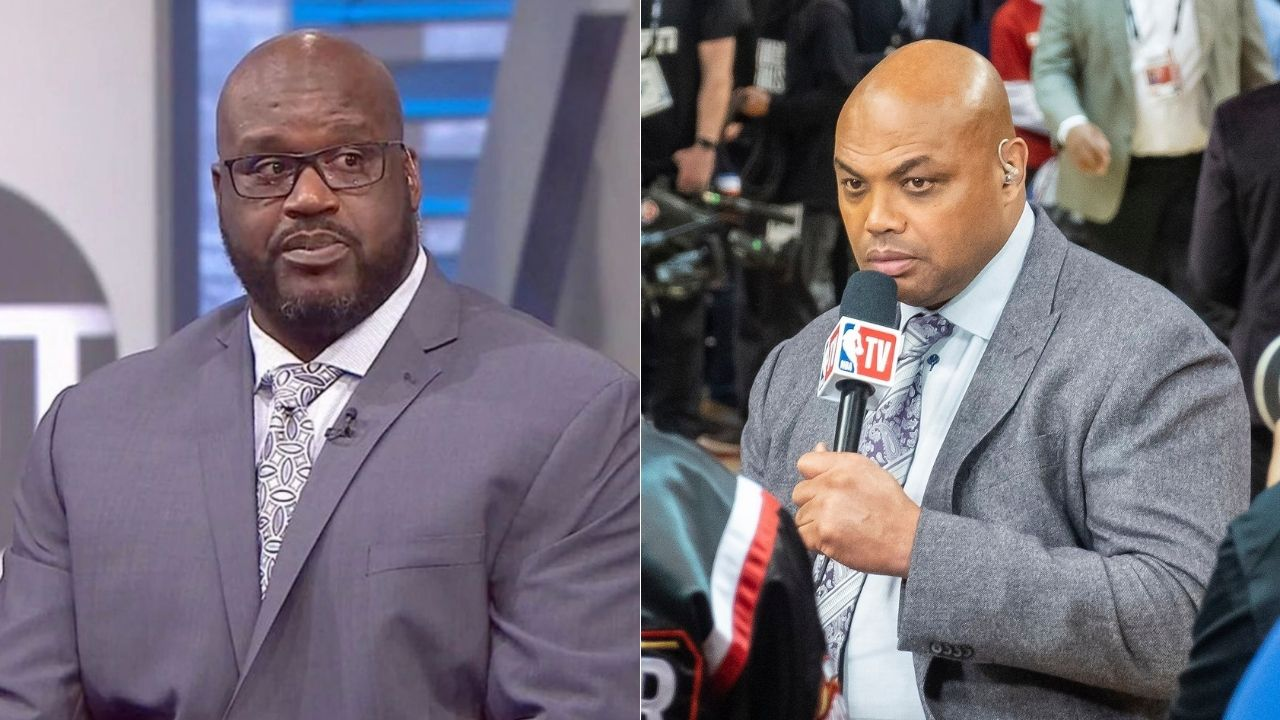 Charles Barkley on Shaquille O'Neal