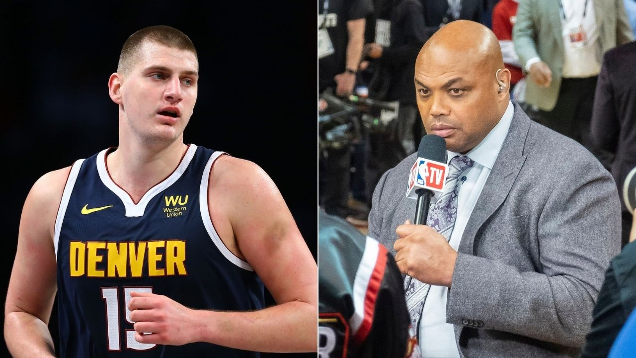Charles Barkley on Nikola Jokic