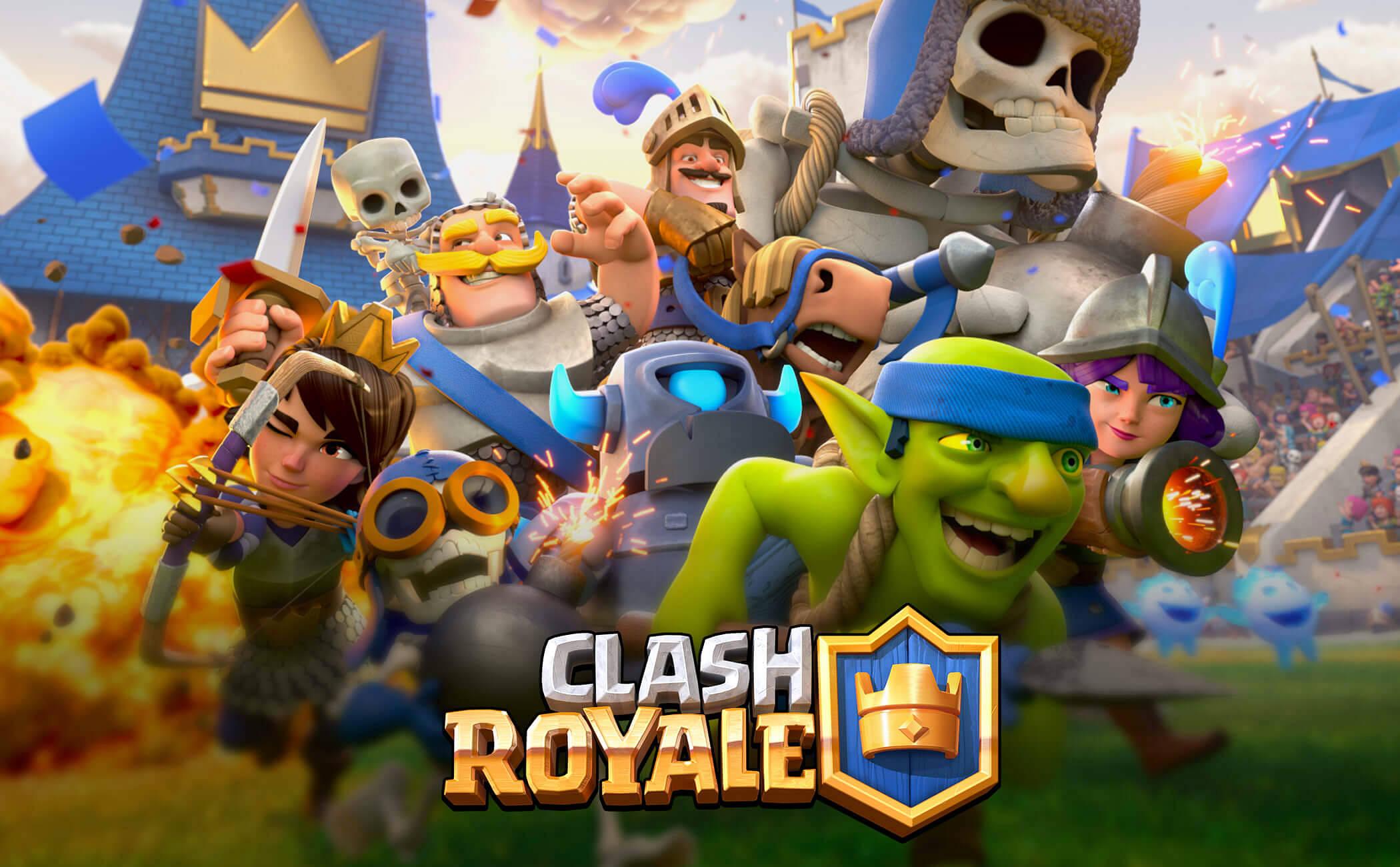 Clash Royale Electro Giant