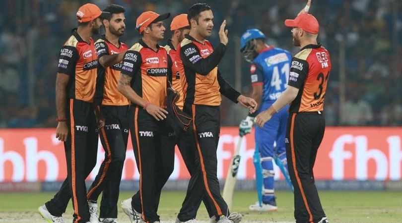 DC vs SRH Head to Head Records | Delhi Capitals vs Sunrisers Hyderabad H2H Stats | IPL 2020 Match 11