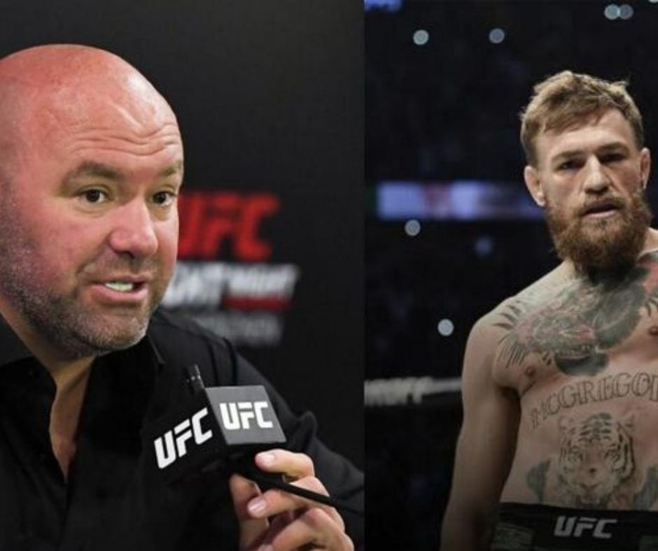 """""""It's one of the dirtiest things you can do""""- Dana White Opens up About Conor McGregor Revealing Private Chats"""