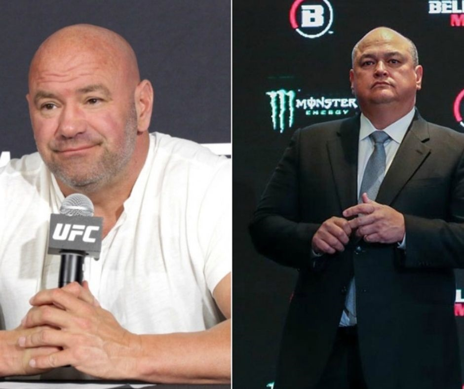 """""""They wanted to shop their worth and we offered them a better deal""""- Bellator Chief Scott Coker Does Not Concur With Dana White's Claims"""