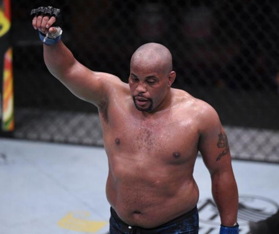 Watch: Daniel Cormier Gives an Update About His Injury that He Suffered at UFC 252