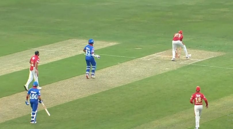Shikhar Dhawan run-out vs KXIP: Delhi Capitals' opener involved in huge mix-up with Prithvi Shaw