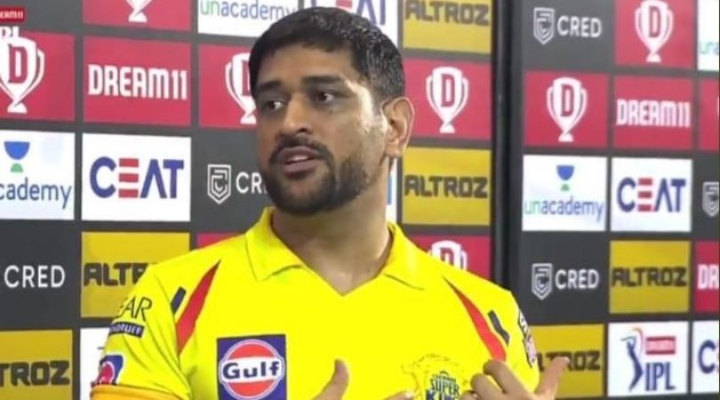 """""""Rayudu will come back in next match,"""" says MS Dhoni after losing to Delhi Capitals by 44 runs"""