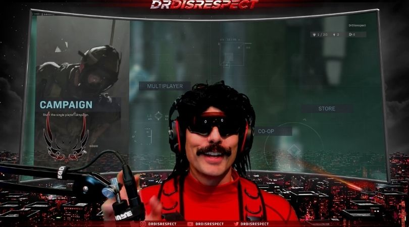 Dr Disrespect hints about probably hosting his own gaming award show next year