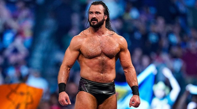 Drew McIntyre reveals Vince McMahon's advice on how to get over with the fans
