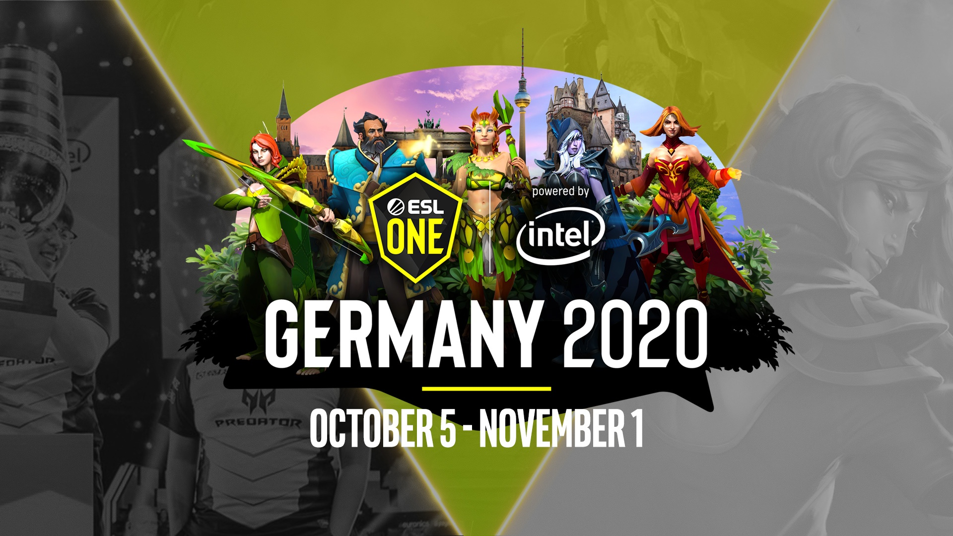 ESL One Gemrnay : OG is the 3rd team to qualify for playoffs of ESL One Germany 2020