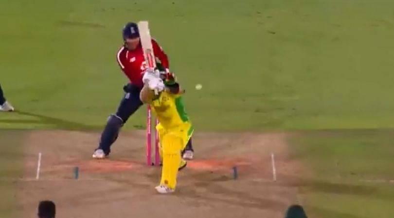 Adil Rashid googly: Watch English spinner bamboozles Aaron Finch in Ageas Bowl T20I