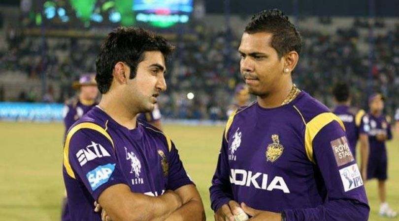 """""""It will be difficult to find which ball will go away,"""" Gautam Gambhir considers Sunil Narine as a threat for batsmen in IPL 2020"""