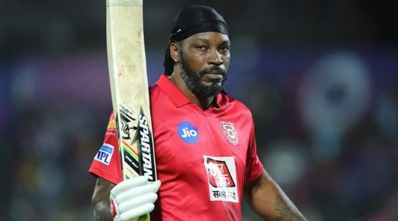 Why is Chris Gayle not playing today's IPL 2020 match vs Delhi Capitals?