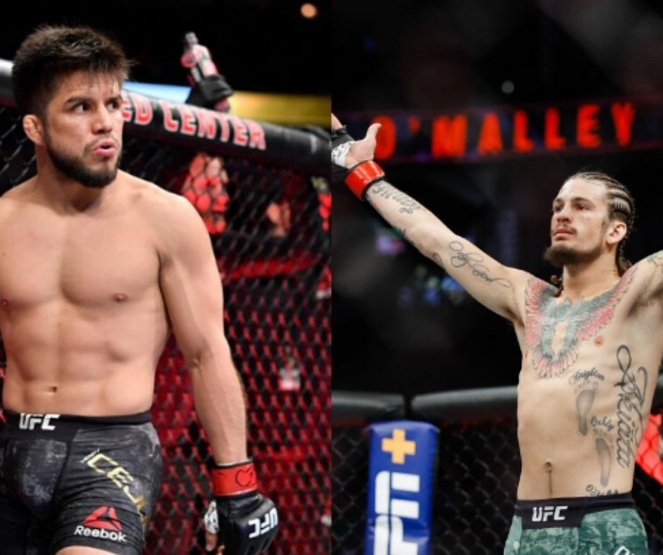 Henry Cejudo and Sean O'Malley's Twitter Tussle Reaches New Level