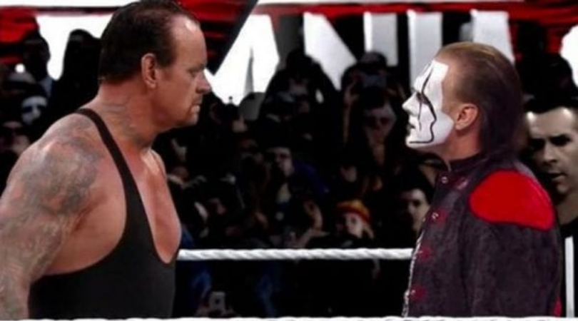 In my heart I still want that Sting match – The Undertaker on dream match with Sting