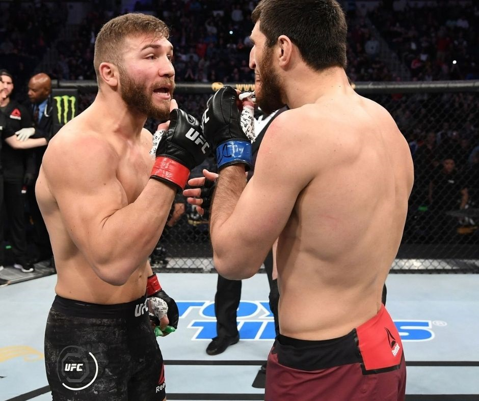Ion Cutelaba Vs. Magomed Ankalaev Rematch Rebooked For UFC 254