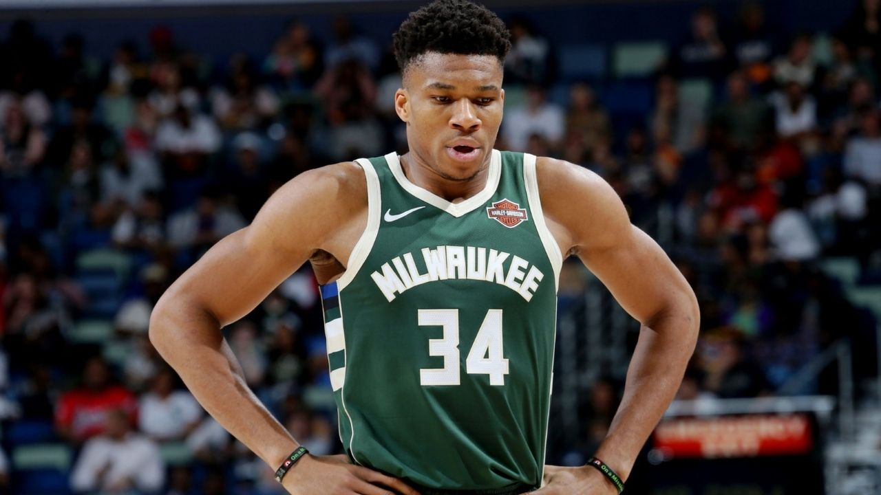Is Giannis Antetokounmpo playing today vs Heat