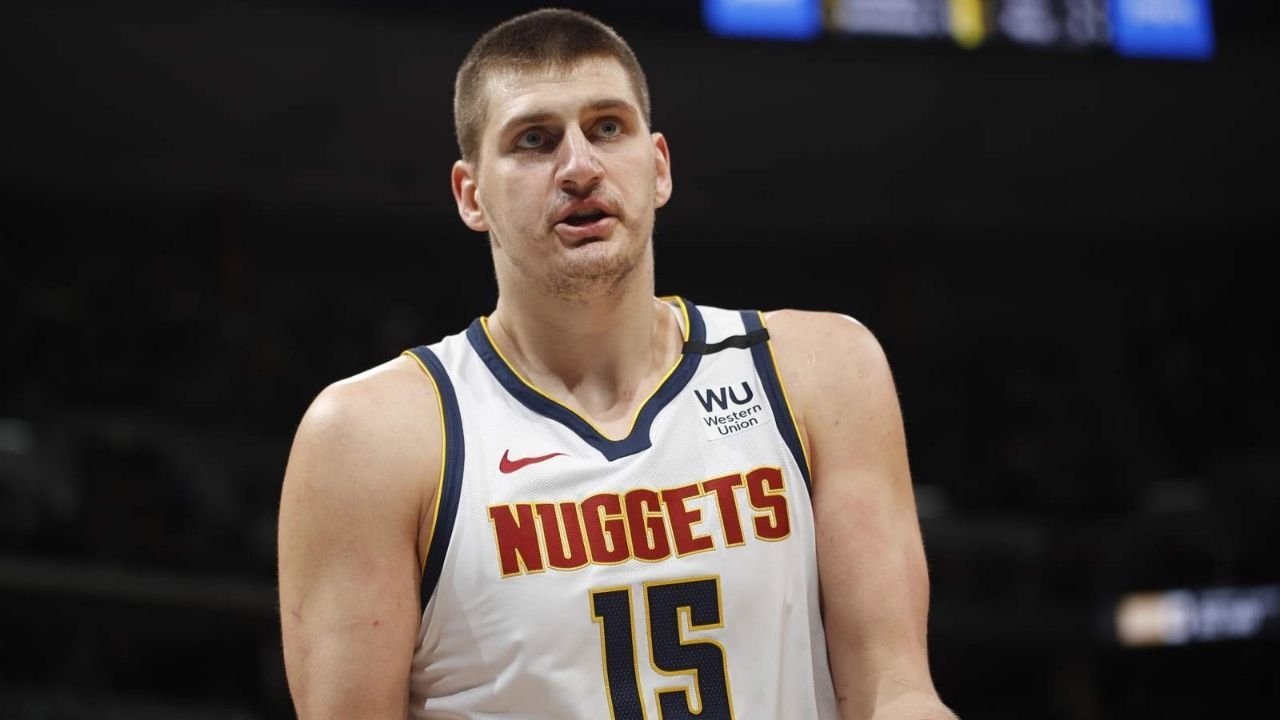 """""""Quit basketball to go race horses"""": Nikola Jokic hilariously admits to putting aside playing basketball when he was younger to chariot race"""