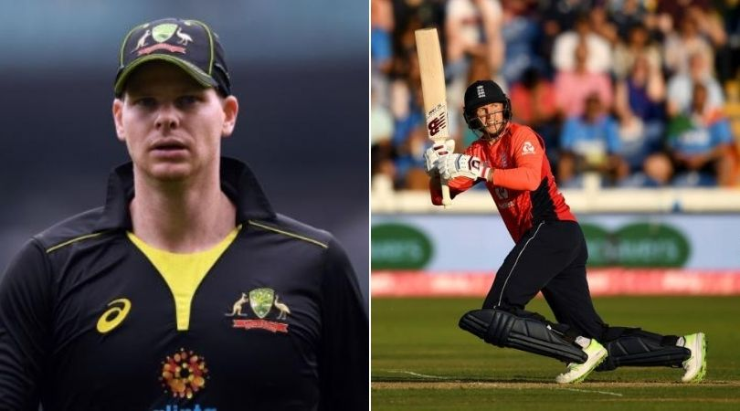 """""""It's a surprise"""": Steve Smith reacts on Joe Root's absence from England's T20I squad"""