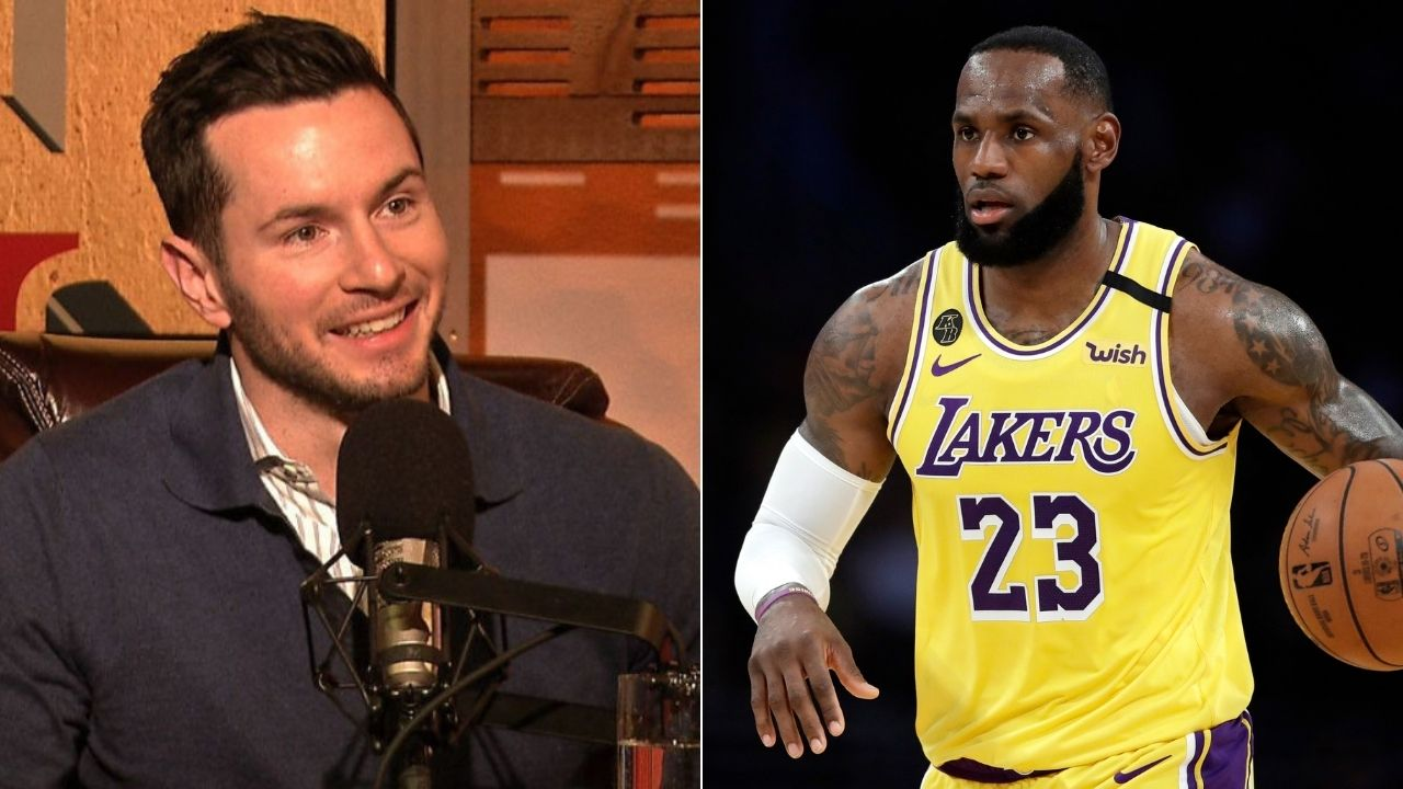 JJ Redick on how Heat can beat Lakers