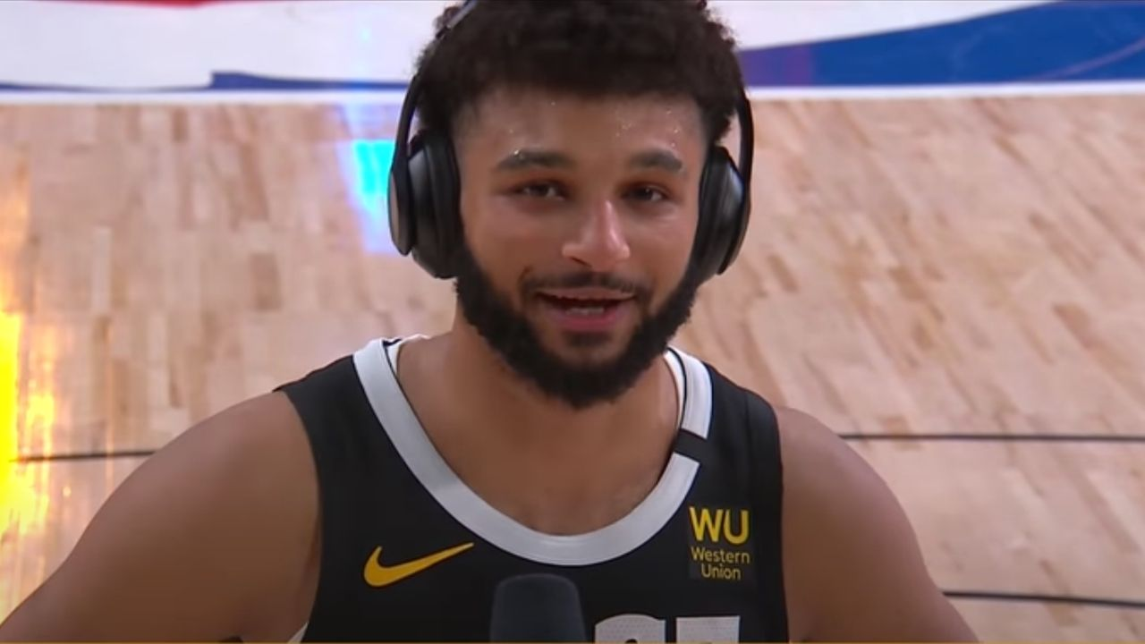 Jamal Murray reacts hilariously when informed about Clippers playoff schedule