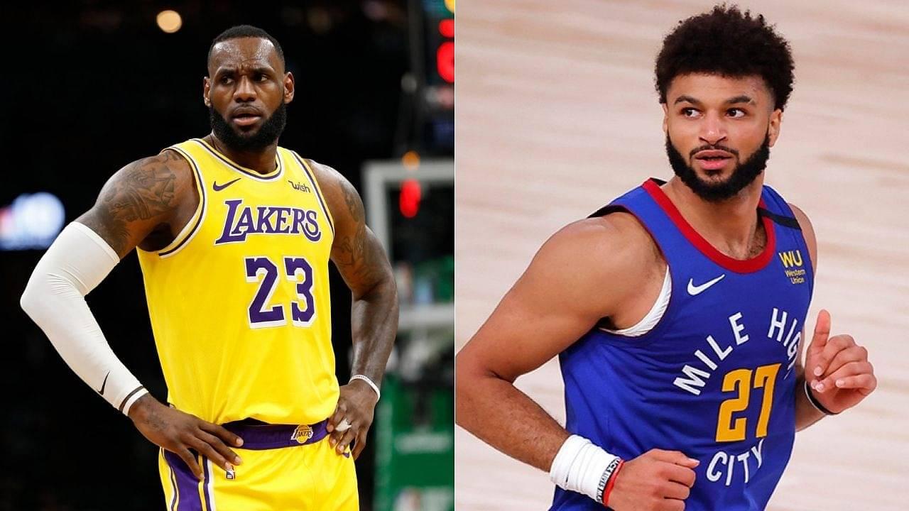 Jamal Murray on Lakers and LeBron James