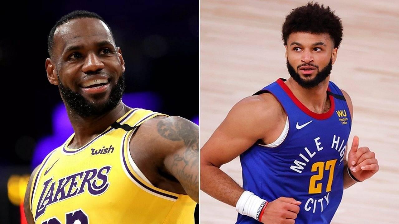 Jamal Murray warning for LeBron James and Lakers