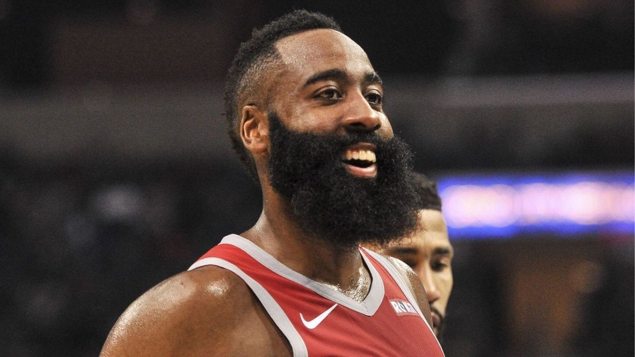 James Harden takes a shot at Lakers
