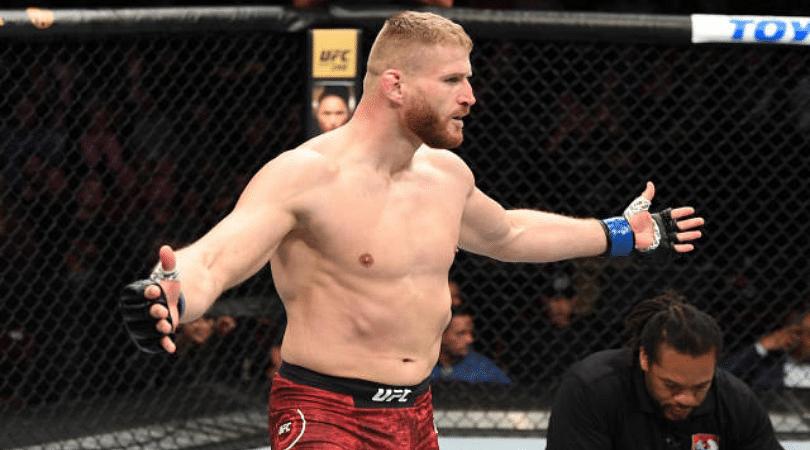 Jan Blachowicz beats Dominic Reyes to become UFC Light Heavyweight Champion, calls Jon Jones out