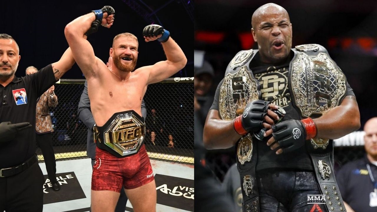 """""""Get your fat ass off the couch and come to the Octagon""""- Jan Blachowicz Wants Daniel Cormier To Confront Him In The Ring"""