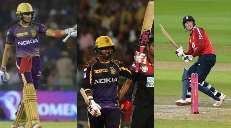 KKR squad 2020: Who will open for Kolkata Knight Riders in IPL 2020?