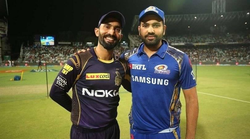 KKR vs MI Head to Head Records | Kolkata Knight Riders vs Mumbai Indians H2H Stats | IPL 2020 Match 5