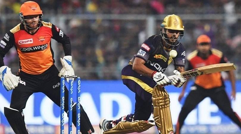 KKR vs SRH Head to Head Records | Kolkata Knight Riders vs Sunrisers Hyderabad H2H Stats | IPL 2020 Match 8