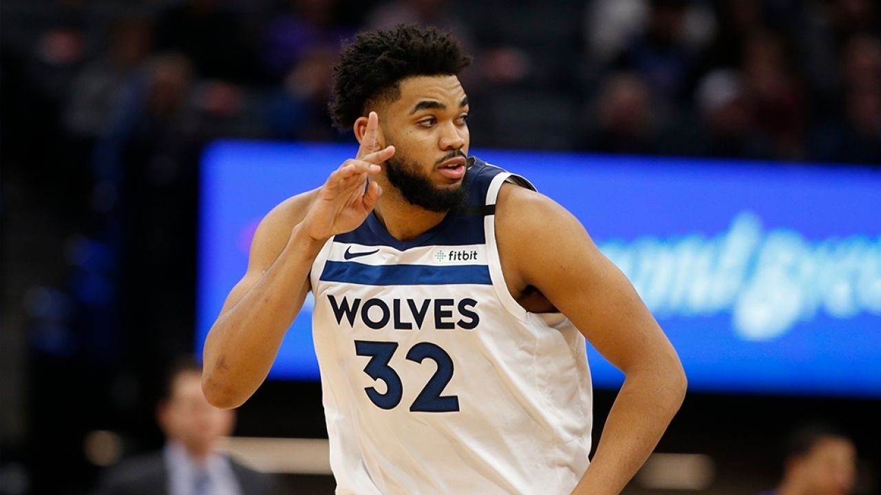 Karl Anthony Towns is leaving Minnesota Timberwolves