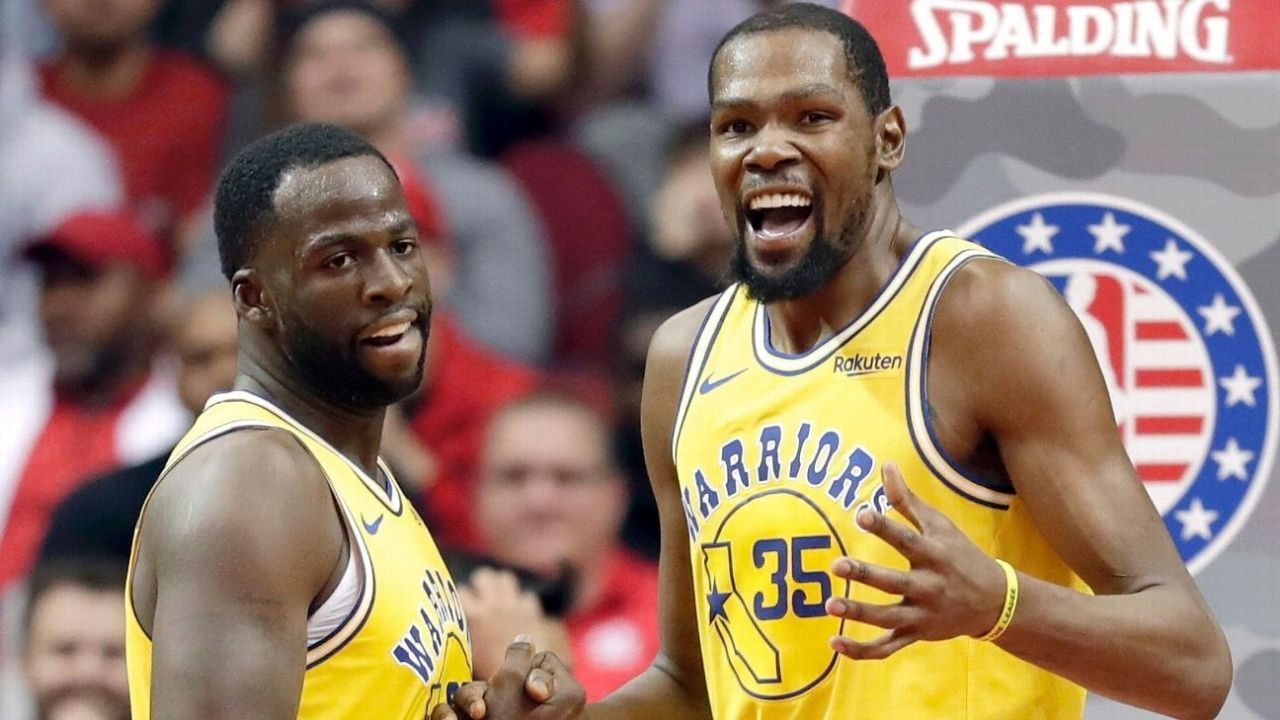 """""""There was a time Kevin Durant had blocked my number on his phone"""": Warriors' Draymond Green talks about the rough times following the infamous 2018 blowup"""