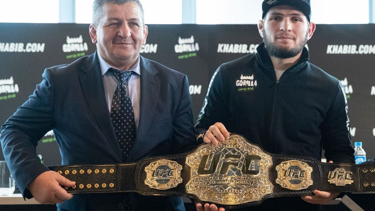 """I Trained Continuously....It Relieves Depression From Me""- Khabib Nurmagomedov Opens Up On How He's Coping With His Father's Loss"