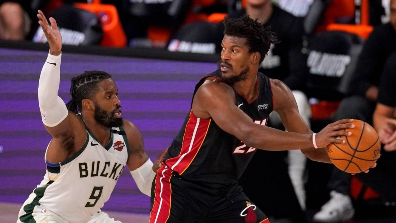 L2M report for Heat vs Bucks Game 4