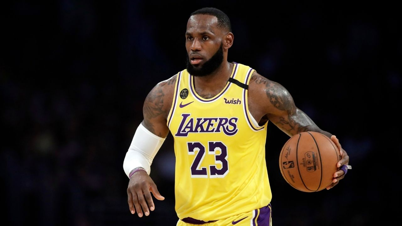 LeBron James shoes: New LeBron 18s are