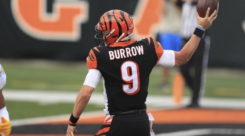 """""""Burrow is SPECIAL"""", Lebron James Reacts To Joe Burrow's Monster Game on NFL Thursday Night"""