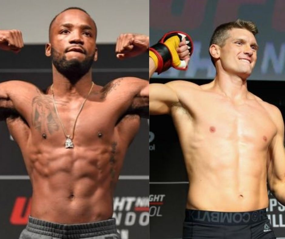 Leon Edwards Receives a Call Out From Stephen 'Wonderboy' Thompson