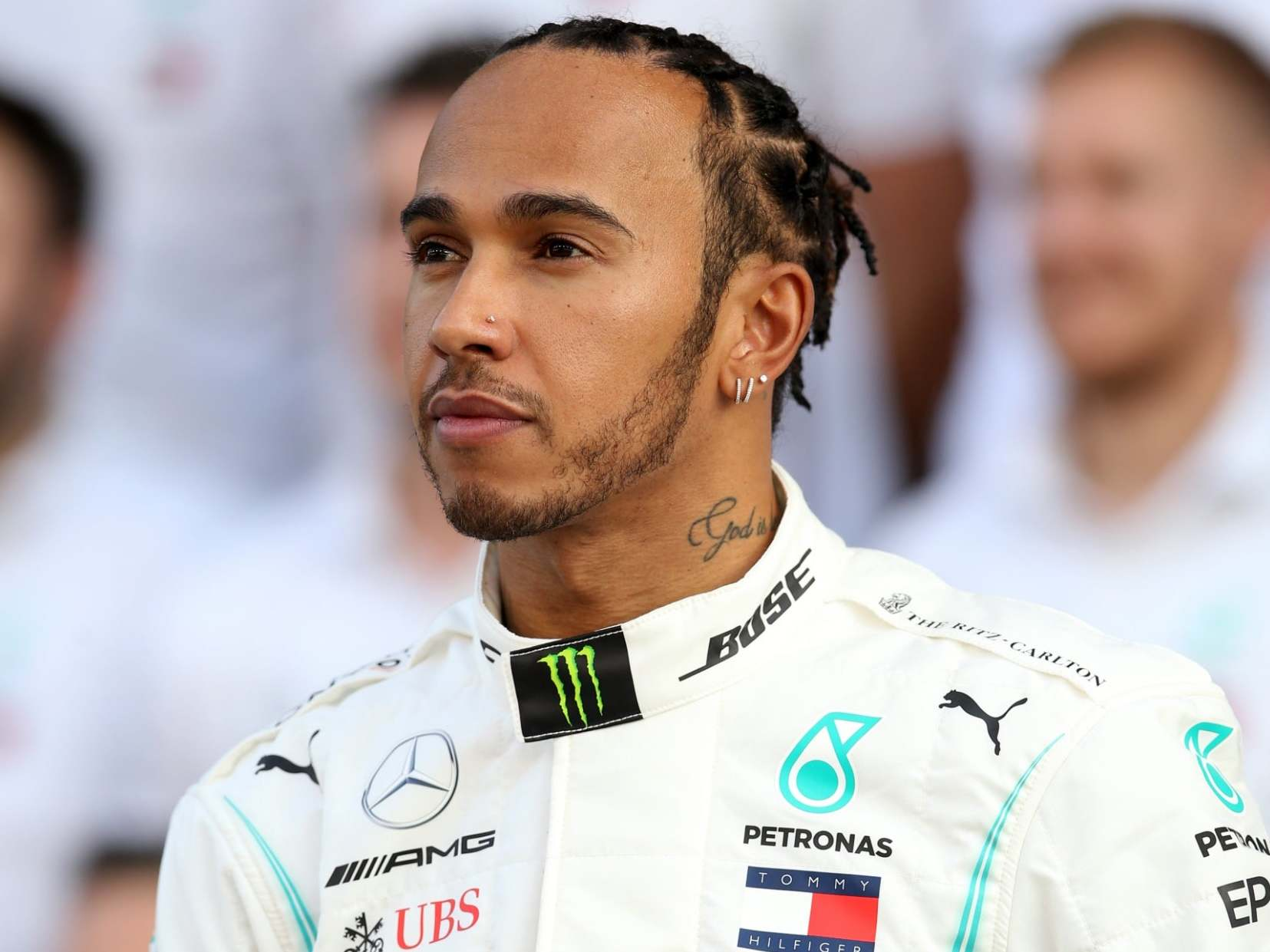 Netflix to accompany Mercedes' Lewis Hamilton at Sochi with ...